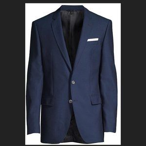 HUGO BOSS Navy Blazer Size 42R